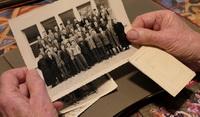 Avoir 20 ans à Acigné à la fin des années 1950. L'album photos de Raymond Fougeroux