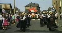Défilés de la Saint-Louis à Acigné en 1981 et 1990