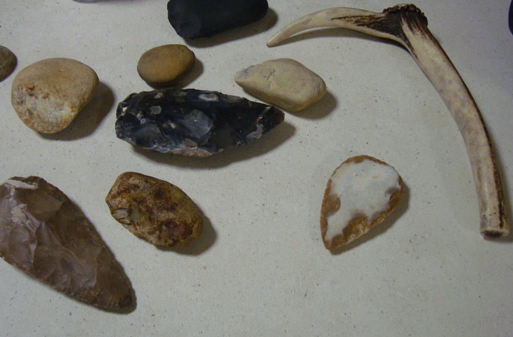 Préhistoire: période paléolithique