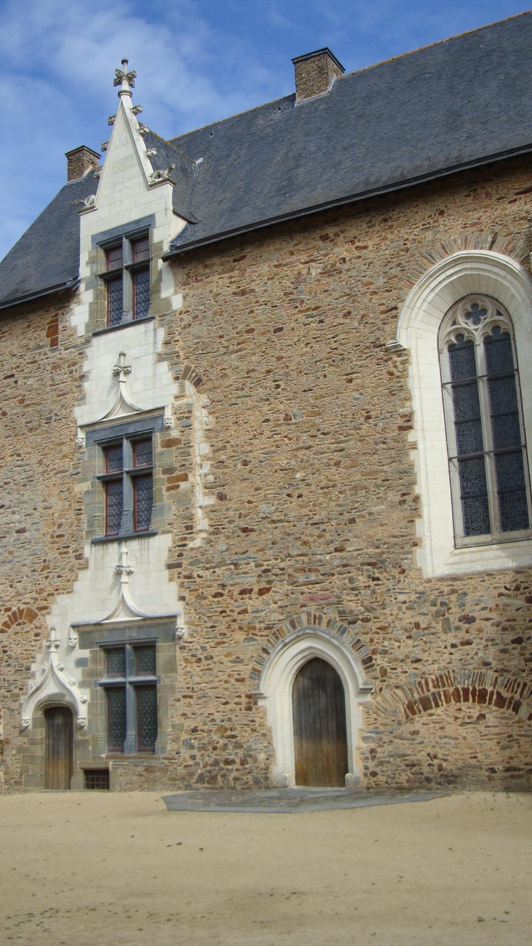 Chapelle du château de Châteaubriant