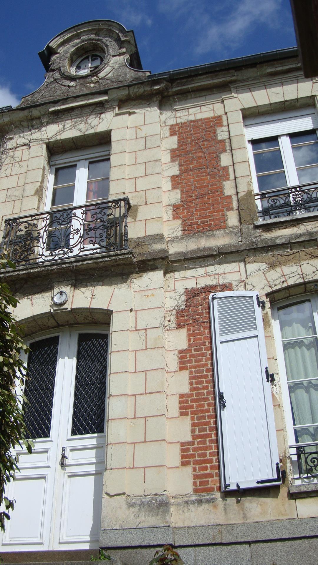 La maison Jarry. Demeure bourgeoise du XIX è siècle