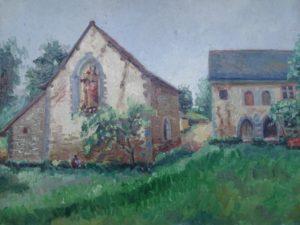 Le prieuré N-D du Feu