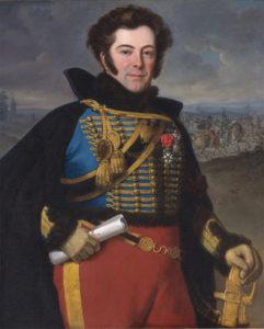 Portrait d'Auguste-Frédéric de Talhouët