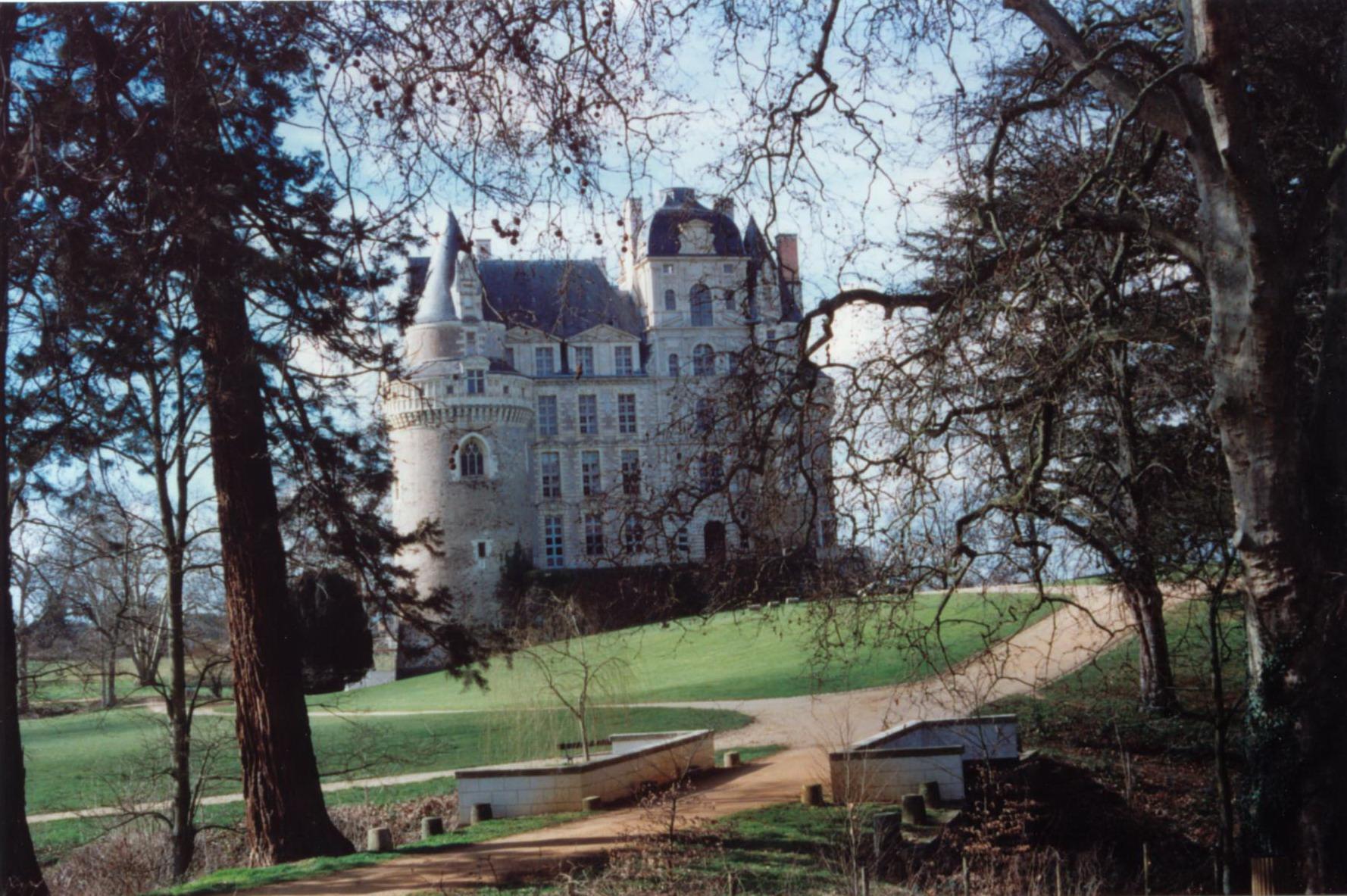 château de Brissac-Quincé (Maine-et-Loir)