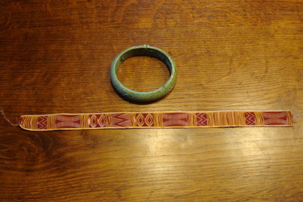 Bracelet de bronze