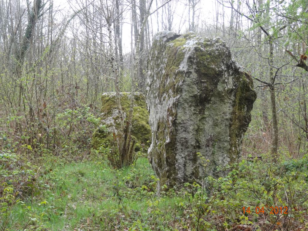 Menhir de la Mancellière